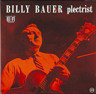 Billy Bauer Plectrist